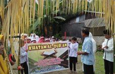 Untuk Pertama Kalinya, Nagari Sitanang Menggelar Khatam Al-Qur'an