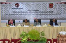 Tingkatkan Kapasitas dan Partisipasi Masyarakat, Kemenko RI Gelar Rakor di Agam