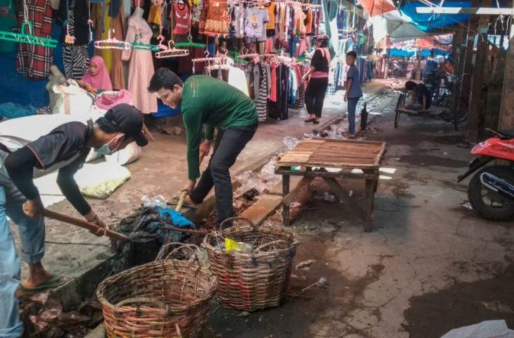 Pasar Tiku Bersolek Jelang Masuknya Ramadhan