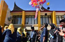 Bupati Launching GISA dan KIA, Disdukcapil Sumbar Apresiasi Pelayanan di Agam
