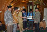 TKSR Provinsi Sumbar Kunjungi Masjid Nurul Iman Pandam Gadang Gaduik