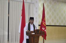 Sekda Sampaikan Nota Penjelasan Bupati dalam Rapat Paripurna DPRD Agam