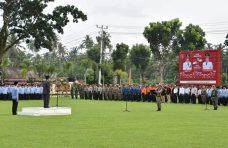 Pemkab Agam Gelar Upacara Peringati Hari Lahir Pancasila