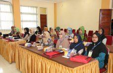 Diharapkan Lebih Kreatif, 20 Perempuan di Tanjung Mutiara Diberi Pelatihan TKM