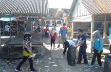 Pemerintah Kecamatan Lubuk Basung Ajak Masyarakat dan Pedagang Peduli Kebersihan Pasar