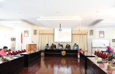 Program TMMD ke 105, Kodim 0304 Agam Bangun Jalan Baru di Palembayan