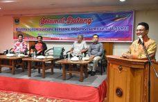 Agam Tuan Rumah Forum Dukcapil 3 Provinsi