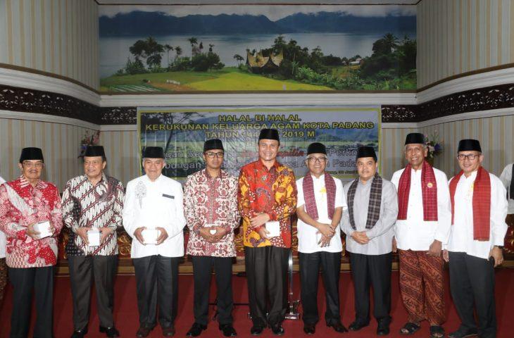 Diisi Tokoh-tokoh Hebat, KKA Komitmen Berkontribusi untuk Pembangunan Agam