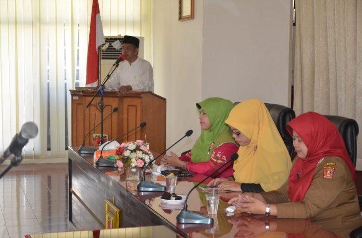 Tingkatkan Ukhuwah, DWP Sekretariat Pemkab Agam Gelar Halal Bihalal
