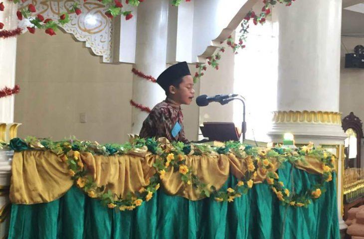 Persiapan MTQ Kecamatan, Guguak Tabek Sarojo Gelar MTQ Nagari