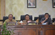 Bupati Agam Sampaikan Nota Jawaban Pandangan Umum Fraksi DPRD