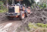Material Longsor di Tanjung Sani Telah Dibersihkan, Akses Kembali Normal