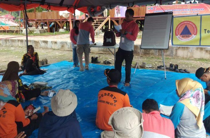 Tim Agam Tampil Memukau di Jambore PRB Sumbar