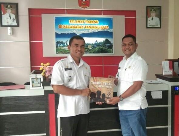"""Pemerintah Kecamatan Lengayang Belajar """"Taropong Nagari"""" ke Tanjung Raya"""