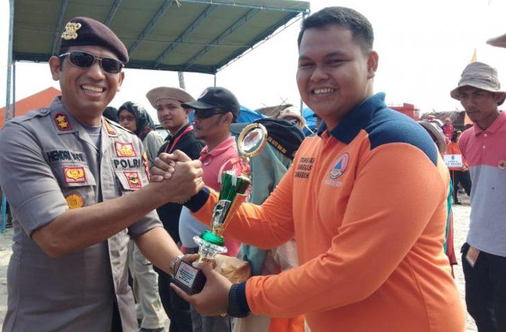 Tampil Maksimal di Jambore PRB, Kontingen Kabupaten Agam Boyong Dua Tropi