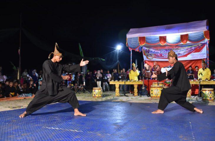 Camat Tanjung Raya Minta Wali Nagari Anggarkan Kegiatan Seni Budaya Tiap Tahun