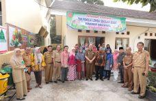 Tim LSS Pusat Lakukan Penilaian Administrasi TP UKS Kabupaten Agam