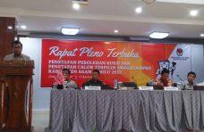 KPU Agam Tetapkan 45 Anggota DPRD Terpilih