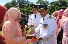 173 ASN Kabupaten Agam Terima Penghargaan Satyalancana
