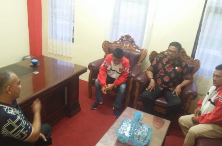M Fikri Siap Harumkan Nama Agam di Piala Kapolda Sumut 2019