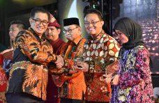 Tata Ibukota & Buka Keterisoliran, Indra Catri Raih Penghargaan KDI 2019