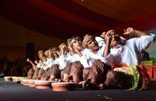 Penampilan Kesenian Tradisional di SAF 2019 Pukau Penonton