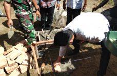 Dana PNPM Tanjung Mutiara Surplus, Lima Unit RTLH di Bedah