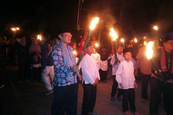 Masyarakat Pasia Laweh Meriahkan 1 Muharram dengan Kegiatan Keagamaan