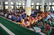 LDS Ampek Angkek Terbaik I Lomba Pawai Syiar 1 Muharram 1441 H