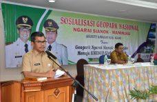 Geopark Ngarai Sianok-Maninjau Menuju Unesco Global Geopark, Pemkab Agam Gelar Sosialisasi