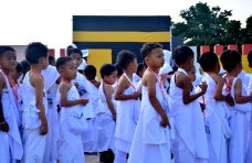 Ratusan Murid TK di Kecamatan Baso Ikuti Peragaan Manasik Haji