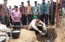 Kembalikan Marwah Anak Nagari, Yayasan Insan Kamang Cendekia Bangun Ponpes