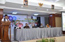 Gandeng UGM, Pemkab Agam Gelar Bimtek Penyusunan Rancangan Teknokratik RPJMD 2021-2025