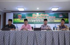 91 Perwakilan Pondok Al-Quran di Agam Diberi Pelatihan Manajemen Pondok