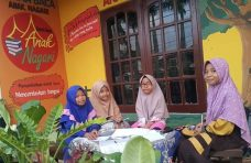 Mengelola TBM dengan 10 Program Inovatif, Sry Eka Handayani Ingin Bentuk Kampung Literasi