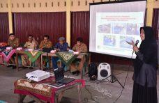 Kurangi Pencemaran Danau Maninjau, P3E Sumatera Gelar Palatihan Budidaya Lele Kolam Terpal
