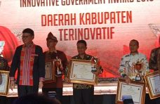 Raih IGA 2019, Agam Peringkat 6 Kabupaten Terinovatif se-Indonesia