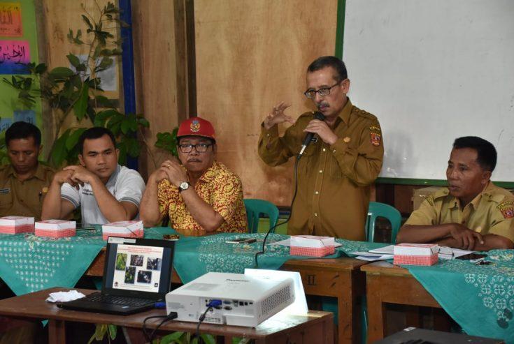 Petani KJA Diberi Pelatihan Pengembangbiakan Tanaman Hortikultura dan Peternakan