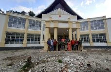 Tempati Kantor Baru, Camat IV Koto: Tingkatkan Kinerja dan Lahirkan Inovasi Baru