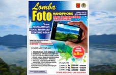 Kampanyekan Save Maninjau, DLH Agam Gelar Lomba Foto