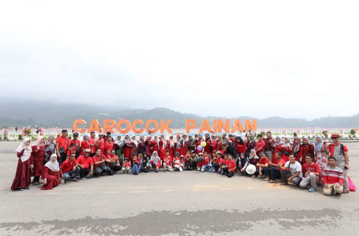 Puskesmas Manggopoh Pererat Silaturahmi Melalui Family Gathering
