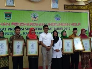 Empat SDN di Agam Raih Penghargaan Adiwiyata Tingkat Provinsi