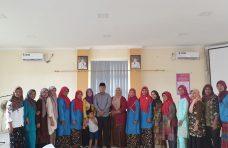 9 Guru PAUD di Tanjung Mutiara Ikuti Penilaian Diklat Berjenjang Tingkat Dasar