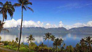 Cuaca Cerah di Ambun Pagi, Pebalap Akan Disuguhkan Pemandangan Indah Danau Maninjau