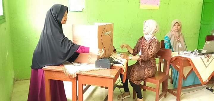 21 Nagari di Agam Telah Sukses Laksanakan Pilwana e-Voting
