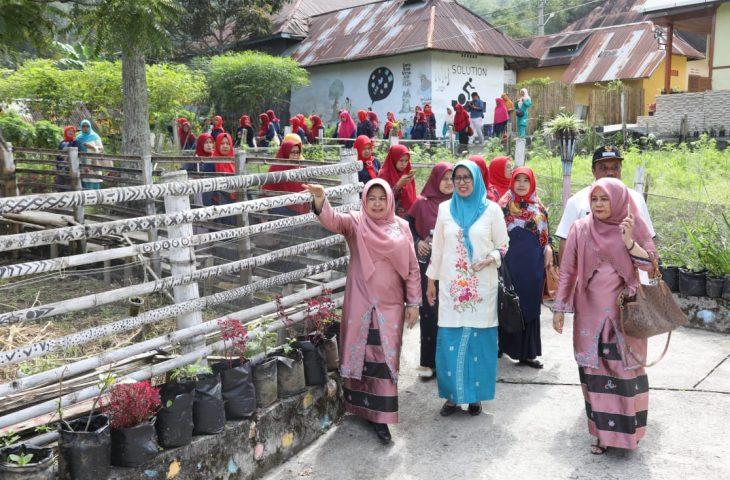 "Terbaik di Provinsi, PKK Agam ""Diserbu"" PKK Se-Sumatera Barat"