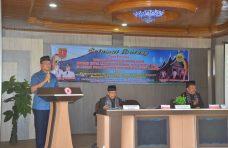 Wabup Agam Hadiri Musyawarah Kerja LKAAM