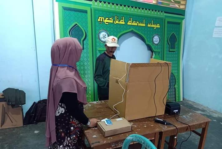 Tahap Terakhir, Pilwana e-Voting Agam Dilaksanakan di 3 Nagari