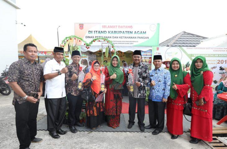 HPS ke-39, Agam Terima 3 Penghargaan Adhikarya Pangan Nusantara