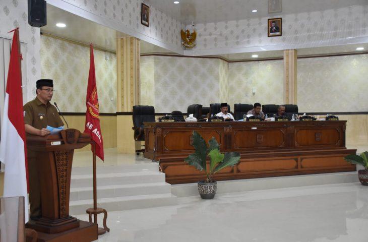 Wabup Agam : Organisasi Pemerintahan Harus Kelola Arsip Sesuai Peraturan Perundang-Undangan